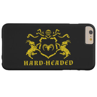 Heraldic Hard-Headed iPhone 6 Plus Case