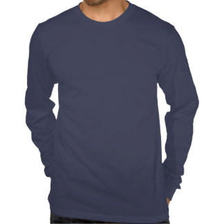Heraldic Owl Geek Long Sleeve T-Shirt
