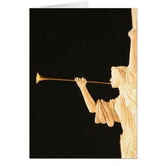 Heralding Angel Greeting Card