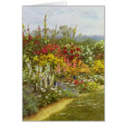 Herb and Flower Pathway Card