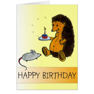 Herb Cards - Happy Birthday (Generic)