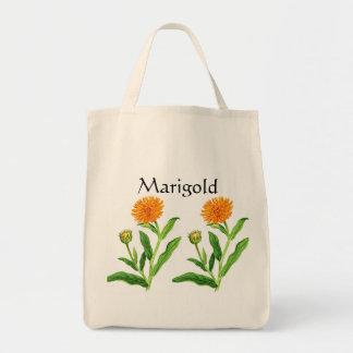 Herb Garden Series - Marigold Tote Bag