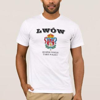 HERB LWOWA, LWÓW, SEMPER FIDELISTOBIE POLSKO T-Shirt