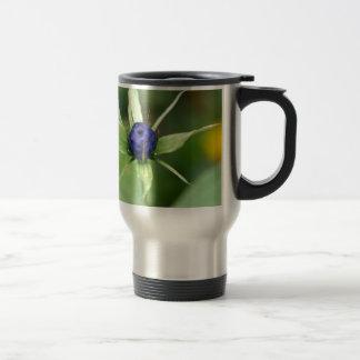 Herb paris (Paris quadrifolia) Travel Mug
