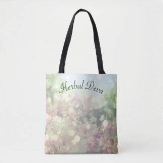 Herbal Deva Tote Bag