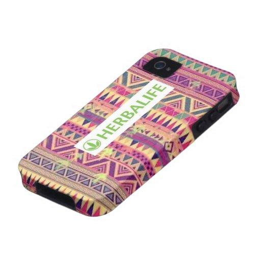 HerbalAztec iPhone 4/4S Cover