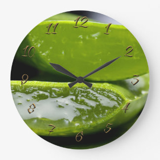 Herbalist's shop large clock