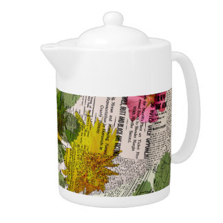 Herbarium Medium Teapot