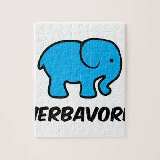 Herbavore Jigsaw Puzzle