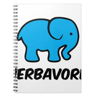 Herbavore Notebooks
