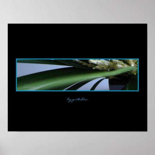 Herbe, affiche de Heather 2 par le bkground gretch