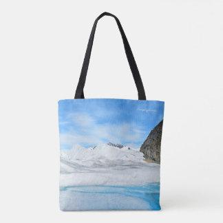 Herbert Glacier Tote Bag