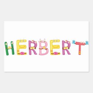 Herbert Sticker