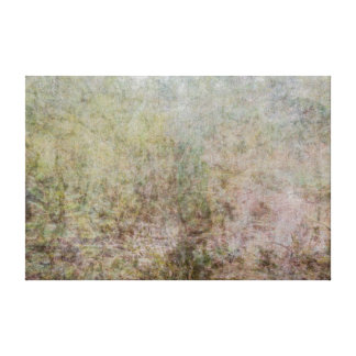 Herbes fusionnées et paysage de photographie toiles tendues