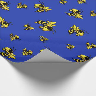 Herbie the Hornet Wrapping Paper