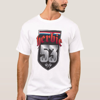 Herbie The Love Bug Logo Disney T-Shirt