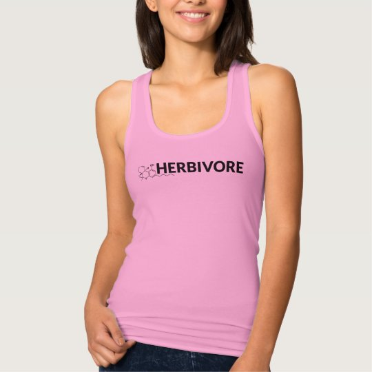 Herbivore THC Woman's Tank Top