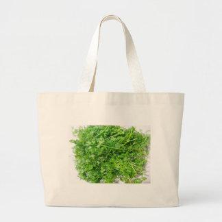 Herbs n spices canvas bag