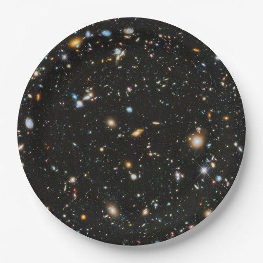 Hercules Cluster 9 Inch Paper Plate