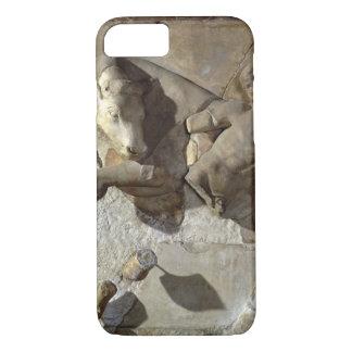 Hercules Fighting the Cretan Bull, one of a series iPhone 7 Case