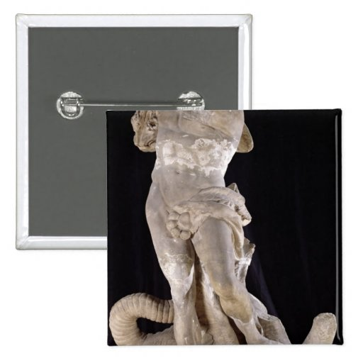 Hercules Fighting the Lernaean Hydra Buttons