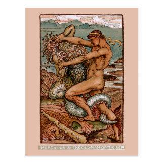 Hercules Postcard