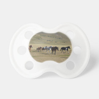 Herd of Horses Pacifier