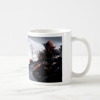 Herd Of Mountain Yaks Himalaya Coffee Mug