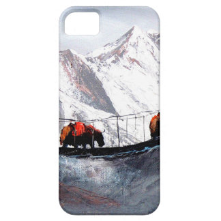 Herd Of Mountain Yaks Himalaya iPhone 5 Cover