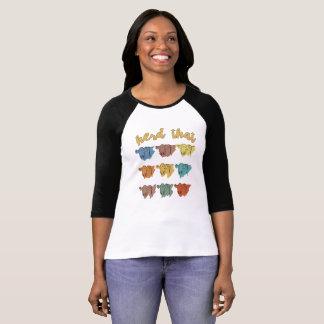 Herd that cow humor T-Shirt
