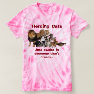 Herding Cats - Proposal Management T-shirt