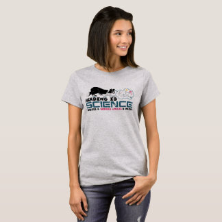 Herding is Science T-Shirt