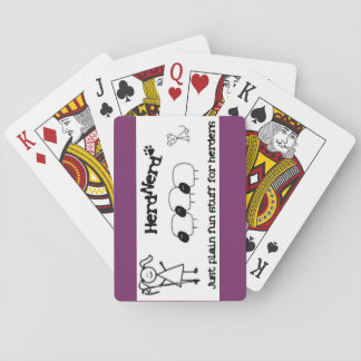HerdNerd - Playing Cards
