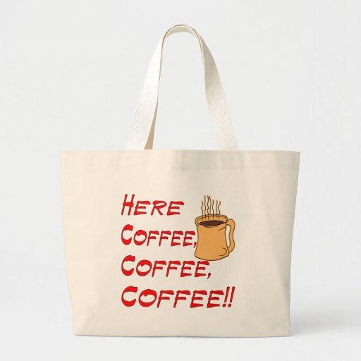 Here Coffee Coffee Coffee Bags