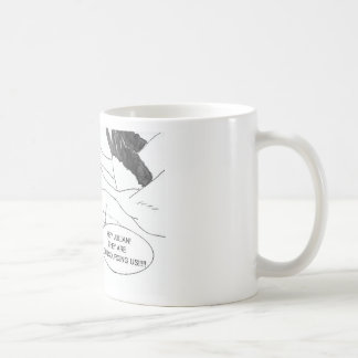 Here Comes Baby Coffee Mug