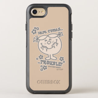 Here Comes Little Miss Trouble OtterBox Symmetry iPhone 7 Case