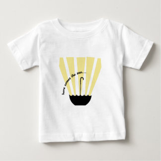 Here Comes The Sun Baby T-Shirt
