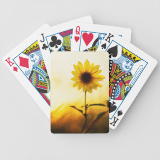 """Here Comes the Sun"" Bicycle Playing Cards"