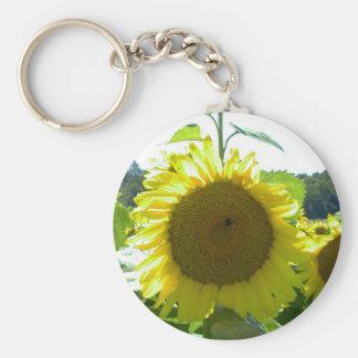 Here Comes the Sun--Keychain Basic Round Button Keychain
