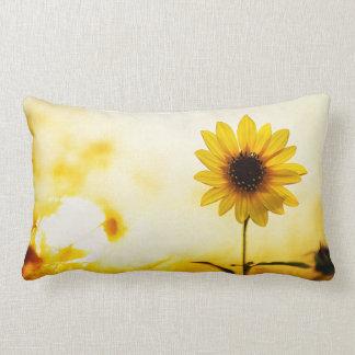 """Here Comes the Sun"" Lumbar Pillow"