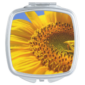 Here Comes The Sun Makeup Mirror