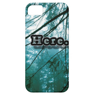 Here in the Forest Case For The iPhone 5