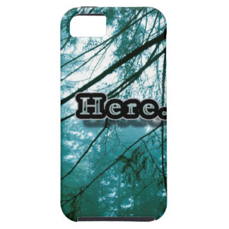Here in the Forest iPhone 5 Case