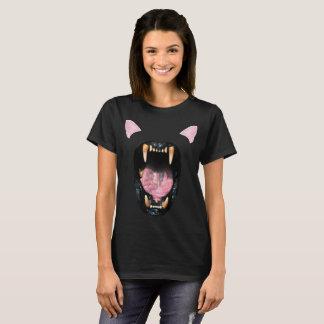 Here Kitty Kitty t-shirt women