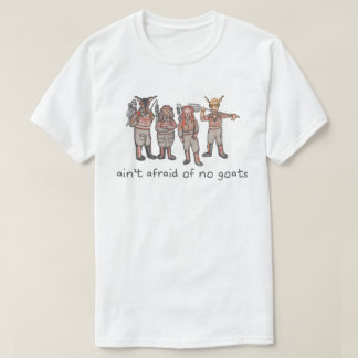 """Here to Save the World"" shirt--light, var. styles T-Shirt"