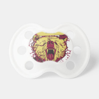here we stand, cute monkey pacifier