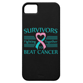 Hereditary Breast Cancer Survivors Fighting iPhone 5 Cases