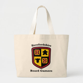 Herefordshire Board Gamers giant game bag
