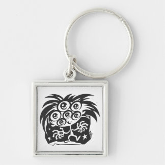 Here's Looking At You! Key Chain