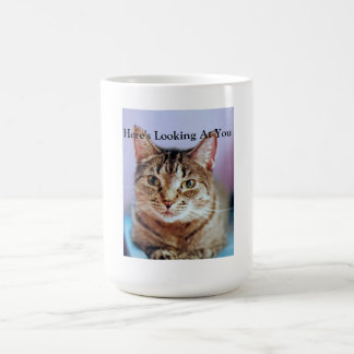 Here's Looking At You Mug